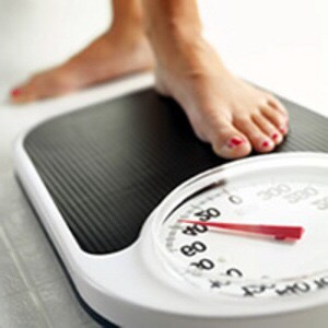 scale di perdita di grasso